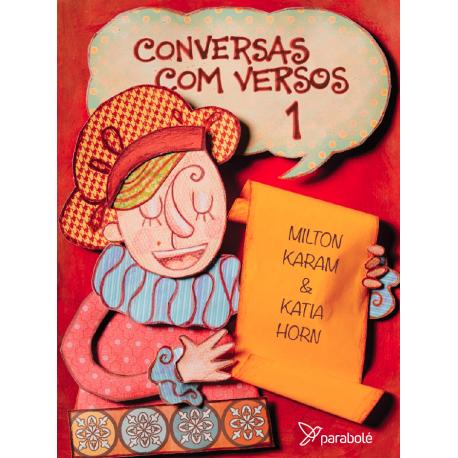 Capa Conversas com versos 1