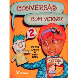Capa Conversas com versos 2